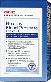 GNC Preventive Nutrition Healthy Blood Pressure 90 caps