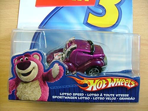 Hot Wtalons Toy Story 3 - Lotso Speed