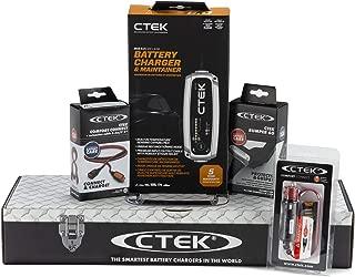 CTEK MXS 5.0 Complete Vehicle Storage Bundle with Exclusive CTEK Power Bank