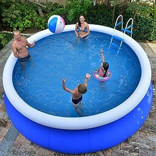 B/H Piscina Familiar Swim Center Piscina para niños,Bañera Hinchable Piscina,Piscina para Adultos Grande Inflable play-457 * 122 cm