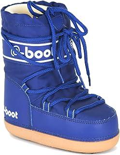 Moon Boot Tecnica e Boot 140050–2Niños Apres-Ski Esquí, Snowboard Azul
