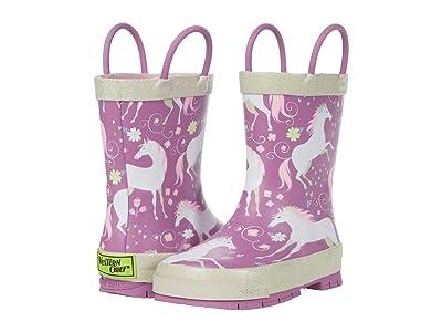 Western Chief Kids Fancy Horse Rain Boots (Toddler/Little Kid/Big Kid)