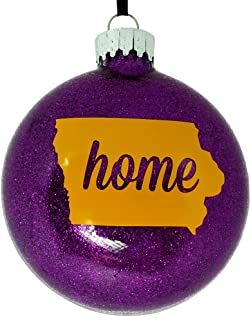 university of northern iowa christmas ornaments