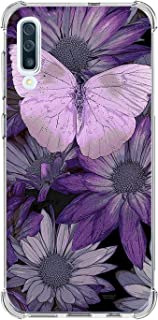 Oihxse Compatible with Samsung Galaxy A5 2018 Shockproof Case, Soft Silicone Gel TPU Bumper Cute Pattern Design Anti Scrat...