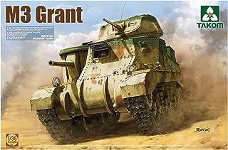 TAKOM Tak de 2086–Maqueta de Tanque British mediuim M3Grant