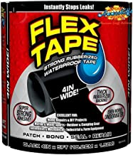 Jini Collection® Waterproof Flex Seal Flex Tape Super Strong Adhesive Sealant Tape for Any Surface, Stops Leaks