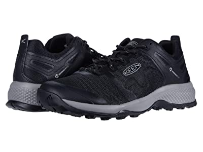 KEEN Explore Vent (Black/Drizzle) Men