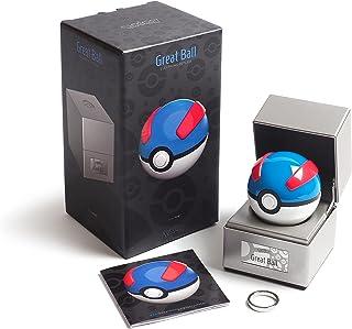 The Wand Company - Replica elettronica Die cast Pokemon (Great Ball)