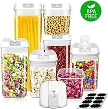 Best airtight transparent container Reviews