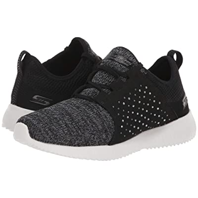 BOBS from SKECHERS Bobs Squad (Black/Charcoal) Women