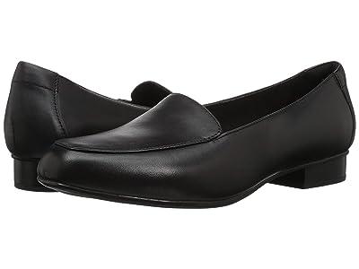 Clarks Juliet Lora (Black Leather) Women