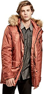 GUESS Factory Men's Kendrick Hooded Parka