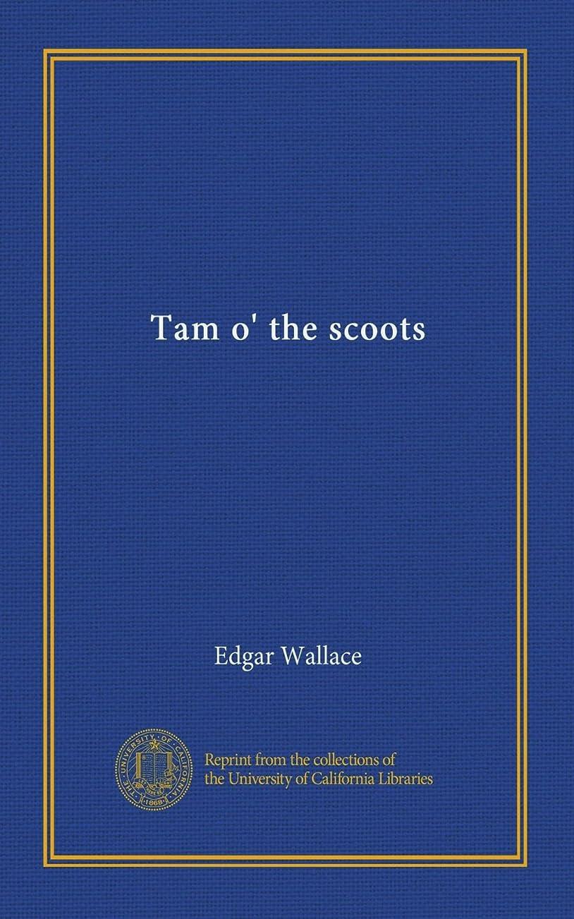 暖炉それ放つTam o' the scoots