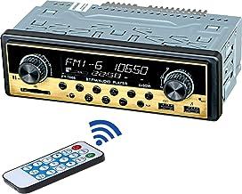 HERCHR Retro Fashion Bluetooth Vintage Autoradio MP3 Player Stereo USB AUX Classic Car Stereo Audio