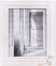 Prinz Driftwood Novelty Picture Frame, White
