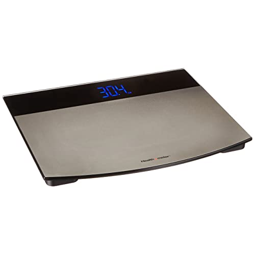 Health o meter HDM450DQ-99 Stainless Steel Weight Tracking Scale, 5.5 Pound