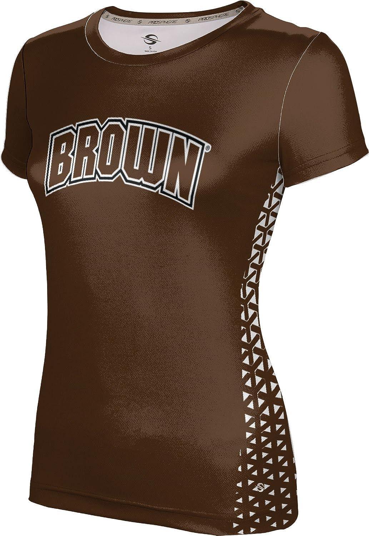ProSphere Brown University Girls' Performance T-Shirt (Geo)