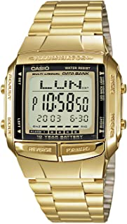 Casio General Men's Watches Data Bank DB-360G-9ADF - WW