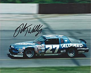 rusty wallace autographed picture