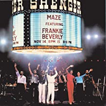 Before I Let Go [feat. Frankie Beverly]