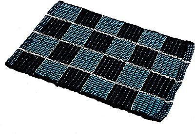 Kuber Industries Traditional Style Heavy Cloth Door Mat (Export Quality Fabric) Design Code-KEHB21