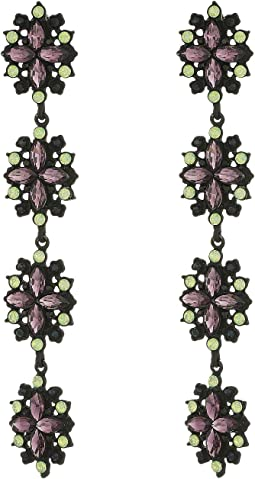 Steve Madden - Flower Post Earrings