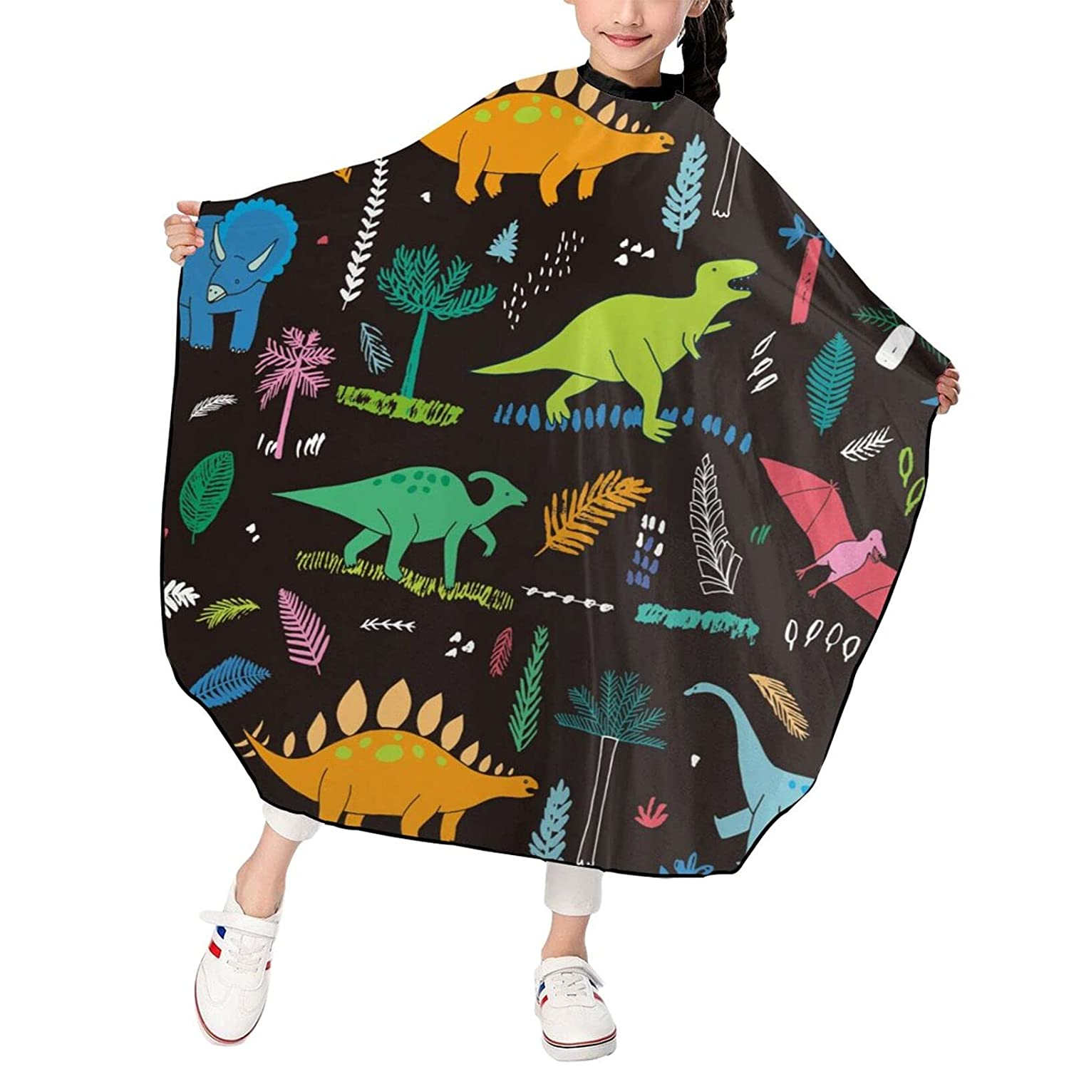 ONE TO Max 51% OFF PROMISE Dinosaurs Barber Max 73% OFF L Palm Cape with Funny