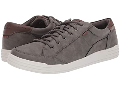 Nunn Bush Kore City Walk Lace to Toe Oxford (Charcoal) Men