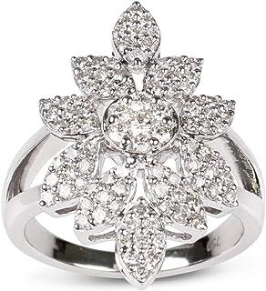 MIKURA Diamond Ring, 18K Gold