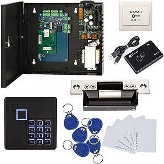 Keypad Reader North American Heavy Duty Strike Lock Access Control System for Gym Center Sports Club Fitness Cente or Hom...