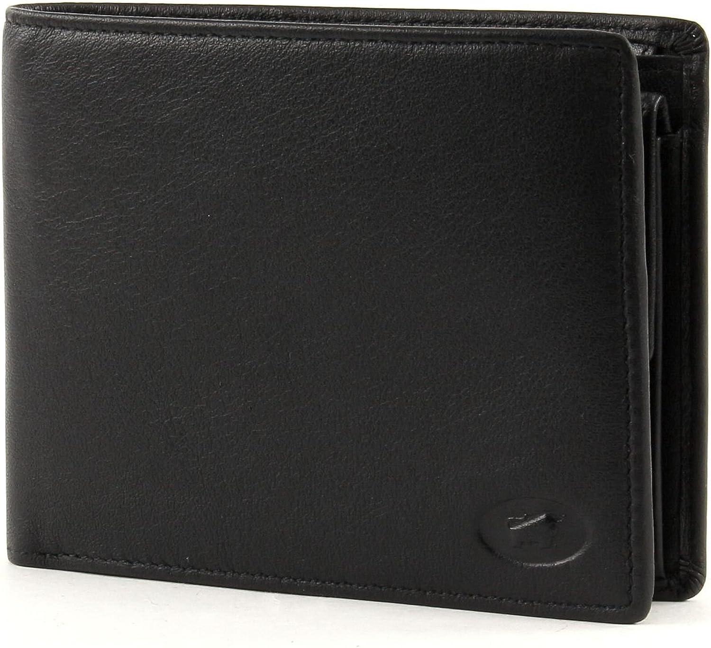 Braun Braun Braun Büffel Arizona Geldbörse Leder 12 cm B01CIBX532 18d6cc