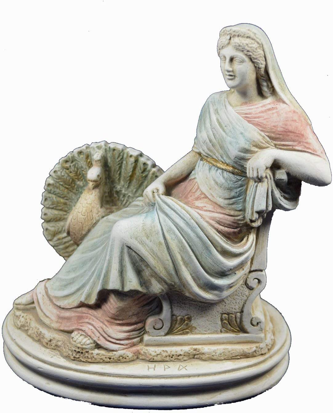 Estia Creations Hera Sculpture Ancient Ranking TOP6 Greek Women of Purchase Goddess St