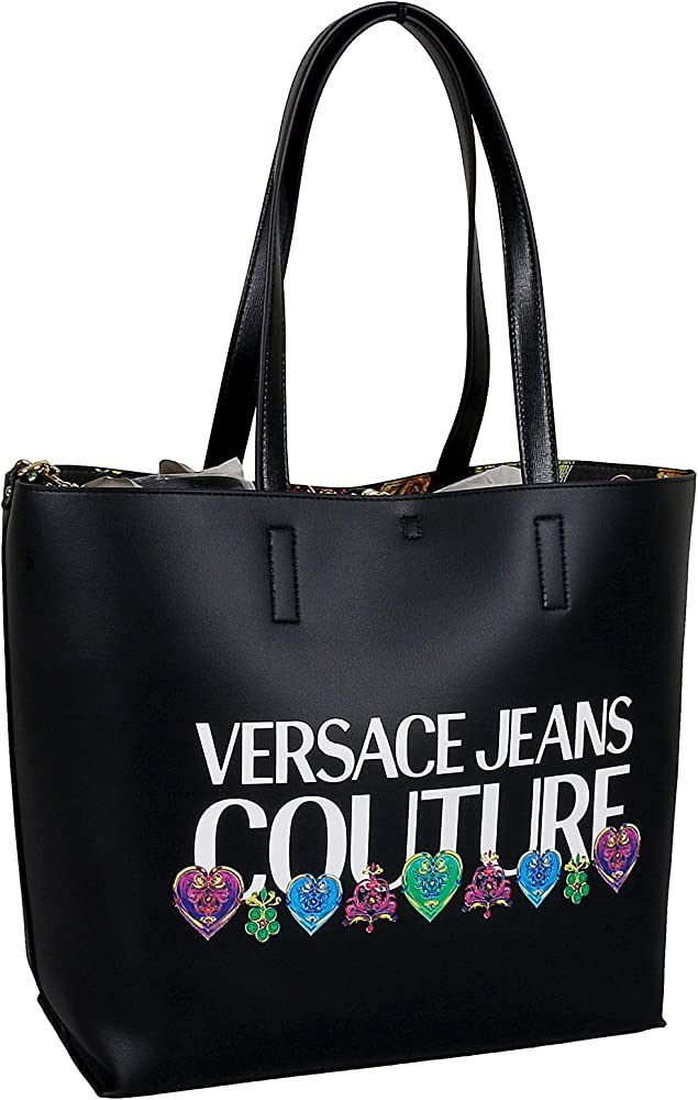 Versace jeans couture borsa donna in ecopelle VVBB50 71501N
