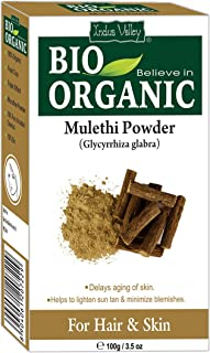 Indus Valley Mulethi (Liquorice root) Powder - 100 gm.