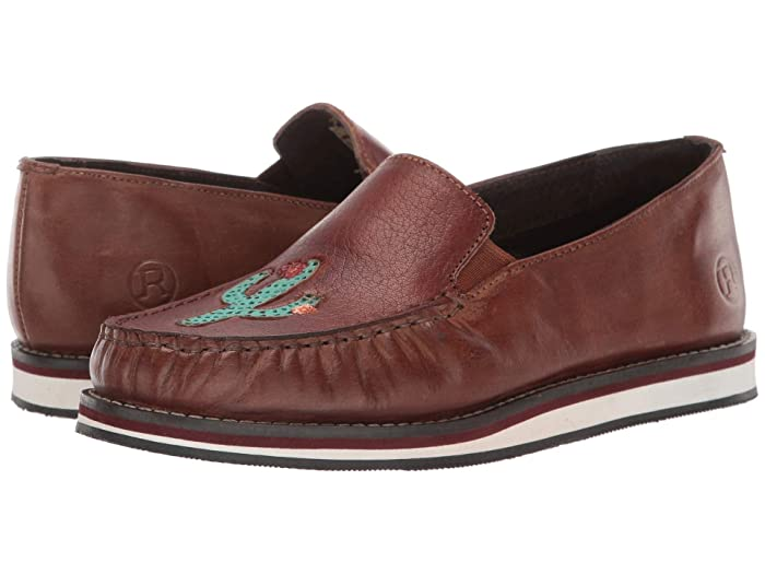 Roper Lone Cactus Loafers