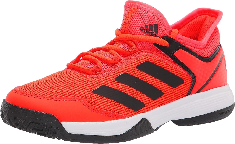   adidas Unisex-Child Ubersonic 4 Tennis Shoe   Racquet Sports