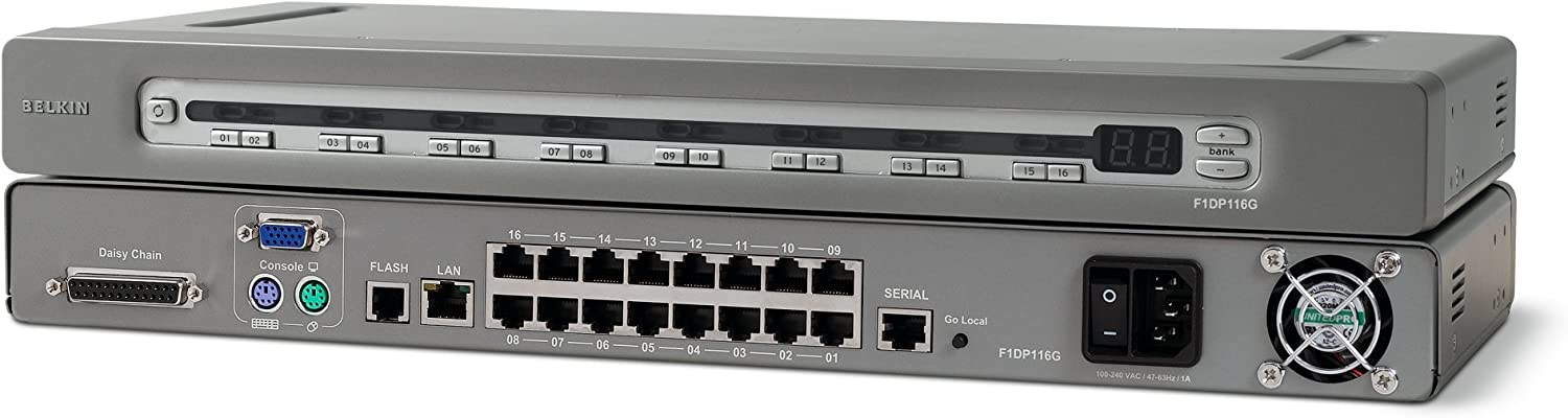 SMB 1X16 KVM-Over-IP with Max 59% OFF 16-F1 2021 spring and summer new
