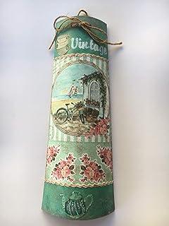 teja decorativa vintage