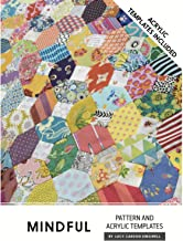 Mindful Pattern and Acrylic Templates Instructions Jen Kingwell Quilting