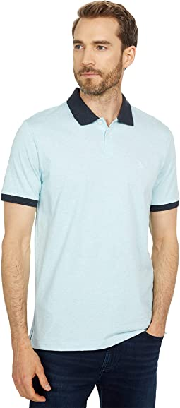 Heathered Daddy Short Sleeve Polo Shirt