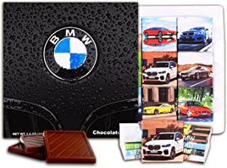 DA CHOCOLATE Candy Souvenir BMW Chocolate Gift Set 5x5in 1 box (Logo Prime 2)(0601)