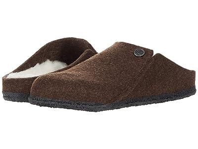 Birkenstock Zermatt Shearling (Mocha) Shoes