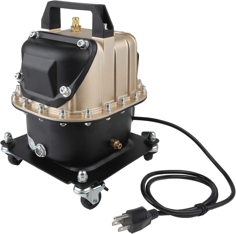 Award AUTOAND 110V Rare Car Air Condition Vacuum MR CARTOOL Dual Kit Pump