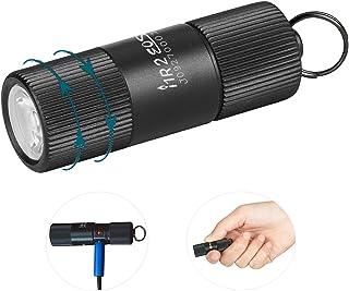 MULTICOLORE EDUPLAY 800475 Porte Clé Mini Lampe de poche Couleur par Hasard,