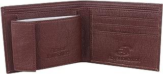 Blissburry Touch Men's Leather Wallet Colour Cream