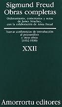 Obras Completas. Volumen 22: Nuevas conferencias de introducción al psicoanálisis, y otras obras (1932-1936) (Obras Completas de Sigmund Freud)
