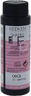 Redken Shades EQ Hair Color Gloss Hair Color, #08GI St. Barths, 60ml