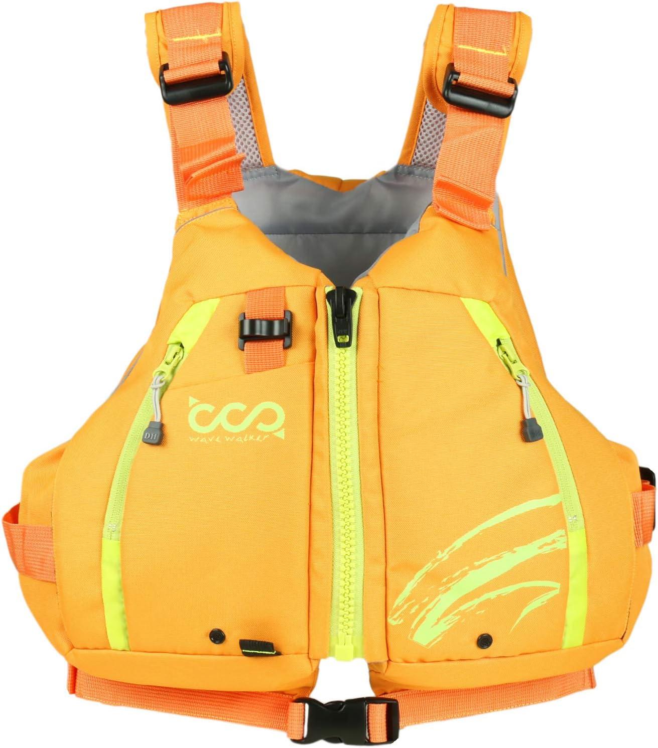 Boglia Swim Vest PVC Translated Jacket Inexpensive for Floation w Adult Swimsuit