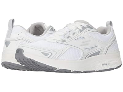 SKECHERS Go Run Consistent (White/Grey) Men