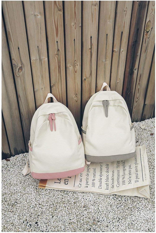 YUHUS Home Persönlichkeit Rucksäcke Einfache Stil Student Casual Schultasche Laptop Rucksack Rucksack (Farbe   grau) B07L1R6BZ2  Professionelles Design